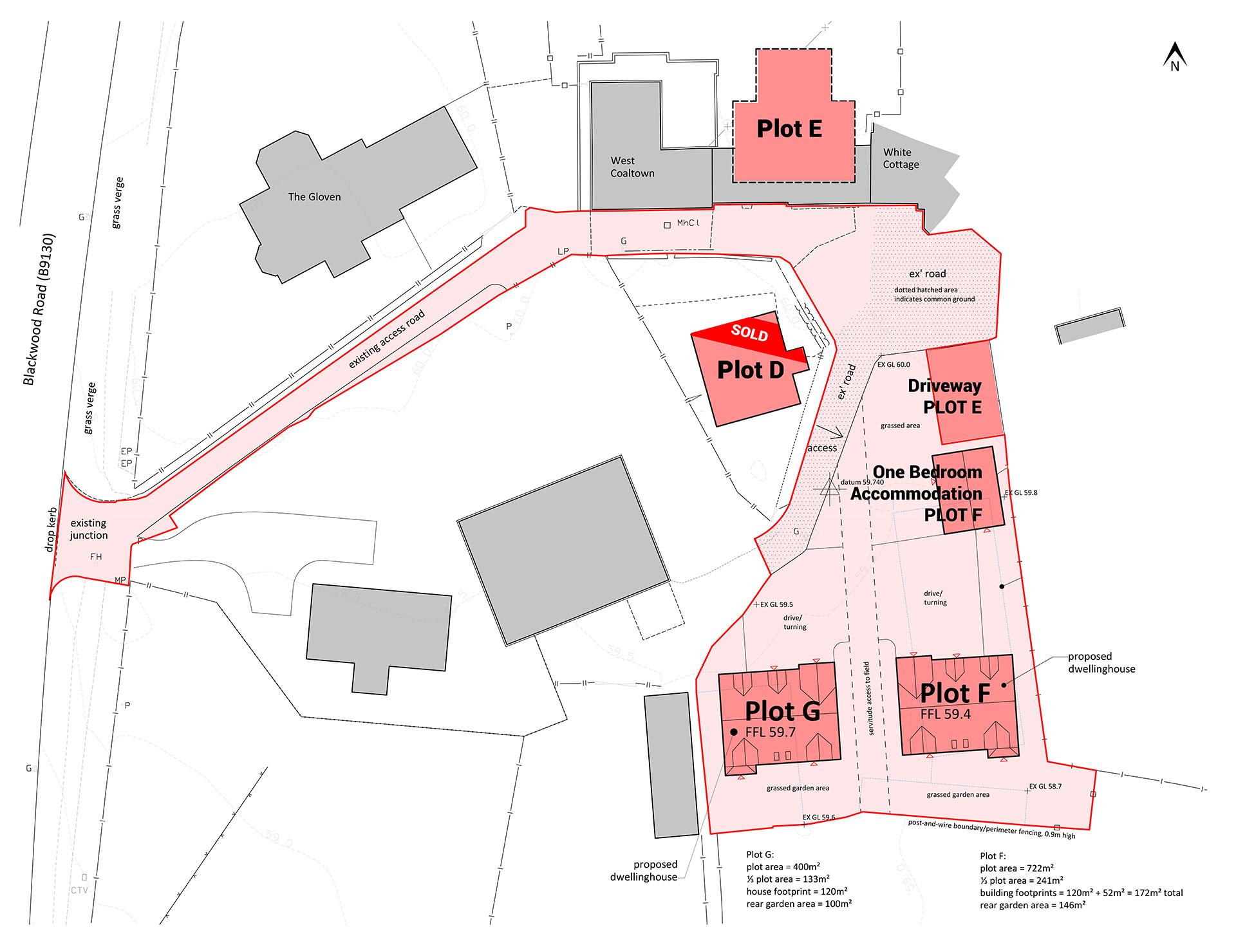 tykesburn site plan